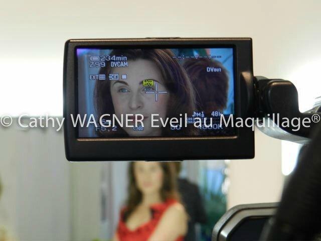 © Cathy Wagner ? Eveil au Maquillage -
