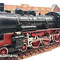 Une nouvelle locomotive offerte à la compagnie