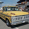 FORD <b>F</b>-<b>100</b> Custom 2door pick-up 1973
