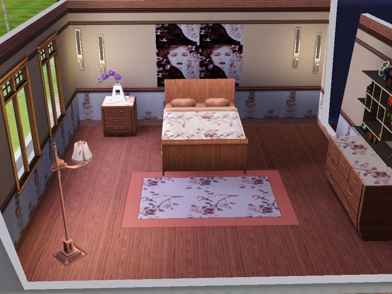 Chambre Zen d\'inspiration Japonaise/chinoise - 1001 Motifs chez ...