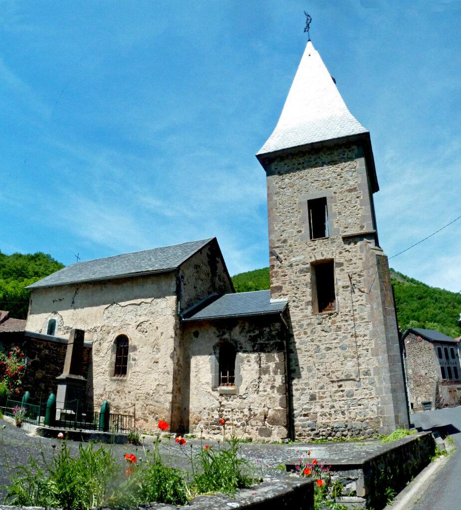 église de Courgoul
