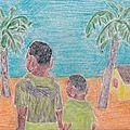 Encres en Centrafrique