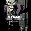 Urban <b>Black</b> <b>Label</b> Batman White Knight