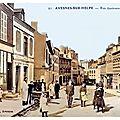 AVESNES SUR HELPE - La Rue Cambrésienne ***