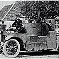 1915 - des soldats belges font le tour du monde pour liberer leur pays