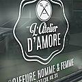 L'Atelier D'AMORE Jemmappes ville d'<b>Adamo</b> Belgique