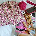 Pink #1 august dress