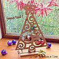 """proposé par Challenge """"Il était deux fois Noël"""" - les 5 choses que l'on préfère sur la période de Noël. - le coffre de Scrat et Gloewen, couture, lecture, DIY, illustrations..."""