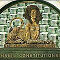 Conseil constitutionnel : une décision polique.