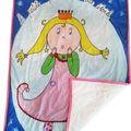 Couverture princesse aux étoiles