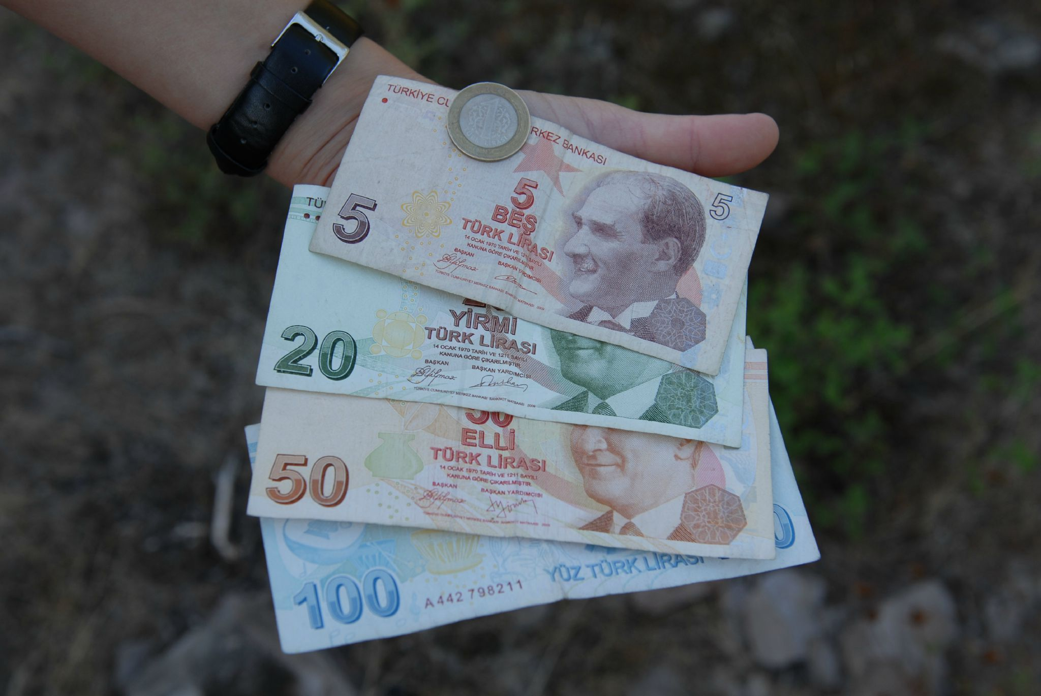 Monnaie turc