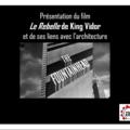 Le rebelle, king vidor (suite)