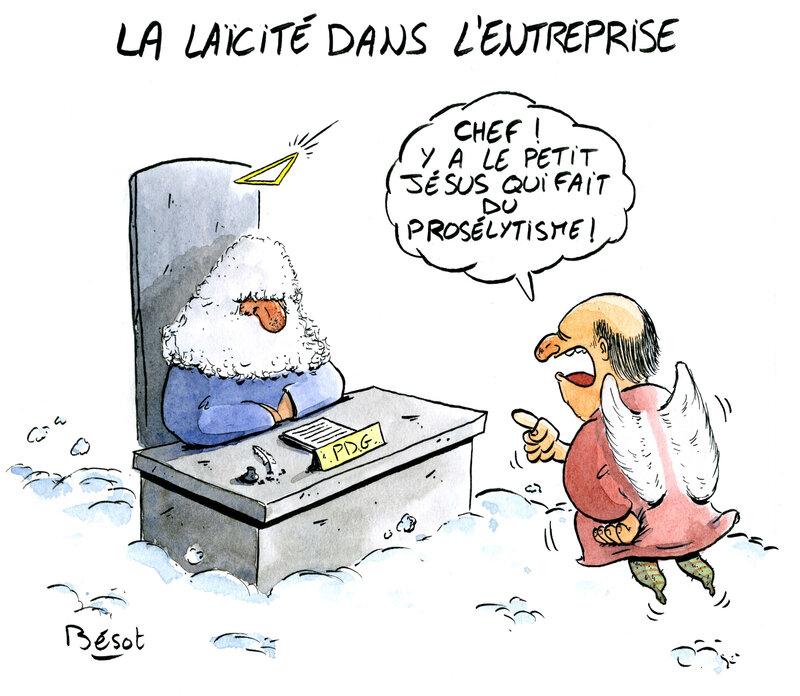 Bésot - Le Peuple - Laïcité (1)