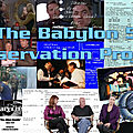 All Alone In the Night: The <b>Babylon</b> 5 Preservation Project Kickstarter par Jason Davis #Babylon5
