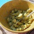 Pommes de terre a la dijonnaise