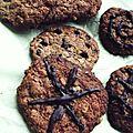 Biscuits crousti-croquants