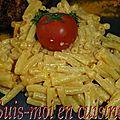 Poulet cajun & mac'n cheese - etats-unis