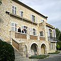 Visite à <b>Renoir</b> au domaine des Collettes,