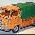 Renault Estafette Dinky Toys Original A1