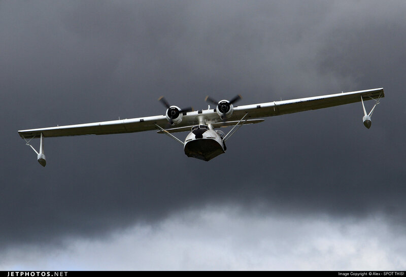 180 N9767 Consolidated PBY-5A Catalina 21996