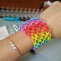 DIY 1 : Le <b>bracelet</b> <b>élastique</b> ♥