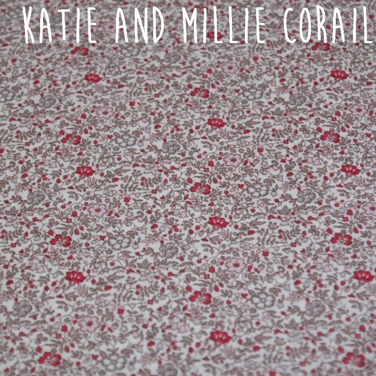 katie and millie corail