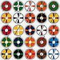 Boucliers vikings 04 - viking shields