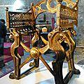 Les temps mérovingiens, exposition au musée de cluny