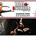 <b>Ballet</b> Revolución
