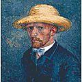 Spectaculair zelfportret Van Gogh in de <b>Keukenhof</b>