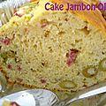 Cake jambo