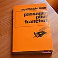 Passager pour <b>Francfort</b>
