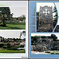 Jardin de saint-adrien - l'amphithéâtre