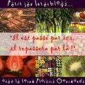Madeleines aux speculoos ** jeu interblogs n°5 **