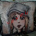 Coussin candice
