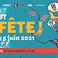Festival 48h BD : la <b>bande</b> <b>dessinée</b> mise à l'honneur les 4 et 5 juin en France et en Belgique