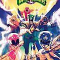 Boom Studio : Power Rangers