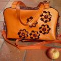 L'orange fleuri