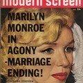 Modern screen 1960