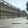 Le Louvre vu des Quais de Seine