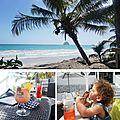 Beach bar *