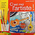 Un livre pour les artistes en herbe !