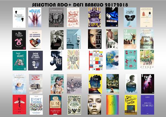 sélection ADO+ 2017-2018