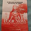 Pour Sama, Journal d'une mère syrienne - Waad Al-Kateab et Edward Watts