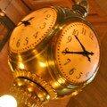 L'horloge de Grand Central Station, mythique !