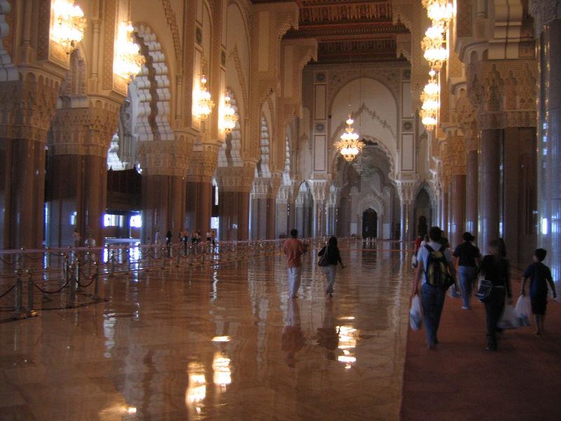 Mosquée Casa Hassan II