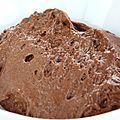 Mousse au chocolat de philippe conticini ou comment faire passer ses blancs d'oeuf!!