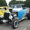 FORD Model T Hot Rod roadster pick up 1919 Illzach (1)