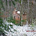 Saint Guerluchon sous la neige