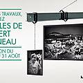 Exposition « Les Halles de <b>Robert</b> <b>Doisneau</b> »